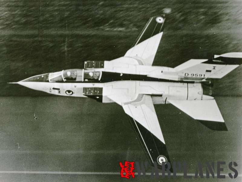 Panavia Tornado D-9591 1st German prototype_4