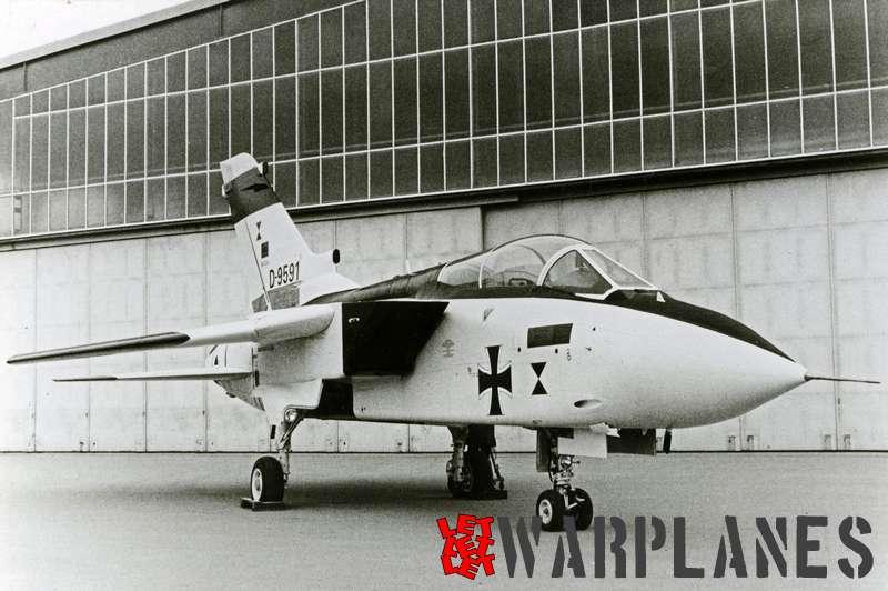 Panavia Tornado D-9591 1st German prototype_9