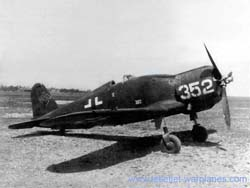 Fiat G.50 used by Germans