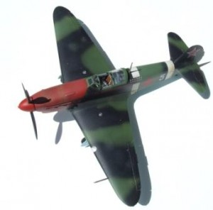 Yak-1b finished kit