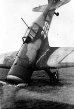 Fokker Koos Ross crash