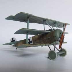 Fokker Dr.I Eduard kit