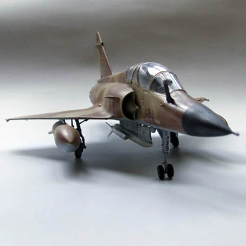 Mirage 2000 scale kit