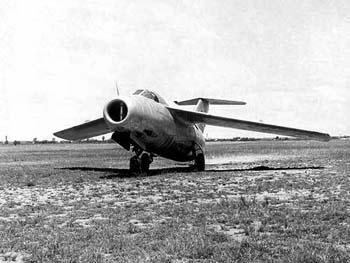 Pulqui II Argentina jet fighter