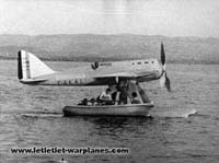 On the photo we see HV-120.02 F-AKAL at Etang de Berre before its fatal crash in July 1931
