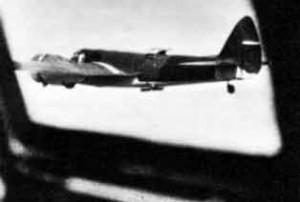 Yugoslav Blenheim in flight