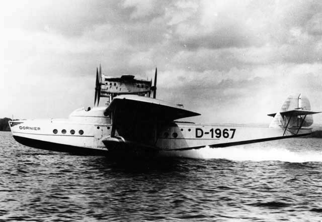 The lesser known Dornier Do S