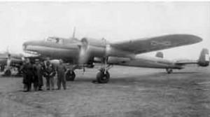 Dornier Do17K bomber