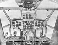 Rotodyne cockpit