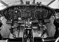 Cockpit interior of the K-1