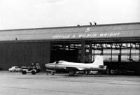 The PH-XIV in the early sixties at Schiphol