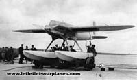 On the photo we see the S.4 at Calshot during the initial flight testing in August 1925.