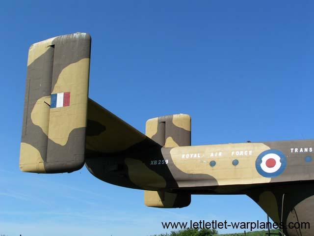 Blackburn Beverley C1 s/n XB259