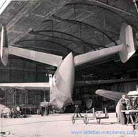 The SE.200.01 with the engines not yet fitted