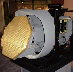 APG-79 radar