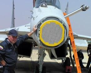 MiG-29 radar