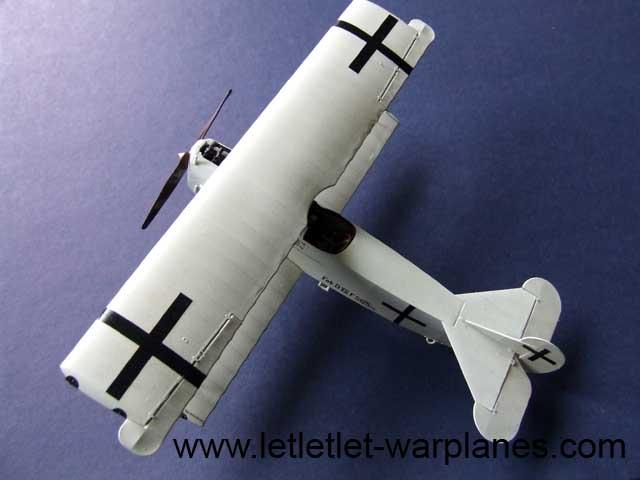Goring all white Fokker D.VII