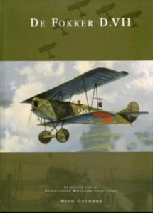 Fokker D.VII book cover