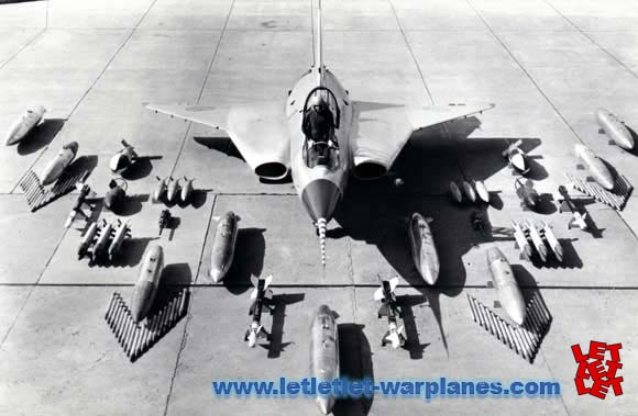 Draken J-35A with external combat load