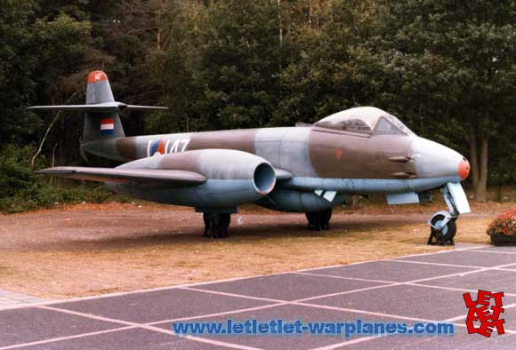 The same I-147 photographed in 1984 at Soesterberg.