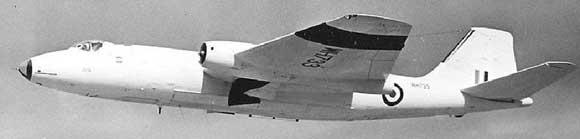Canberra U.Mk10