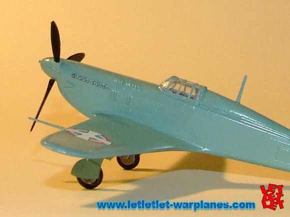 IK-3 scale model