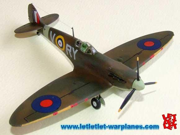 Supermarine Spitfire Mk. Ia