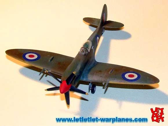 Spitfire FR Mk. XVIIIe