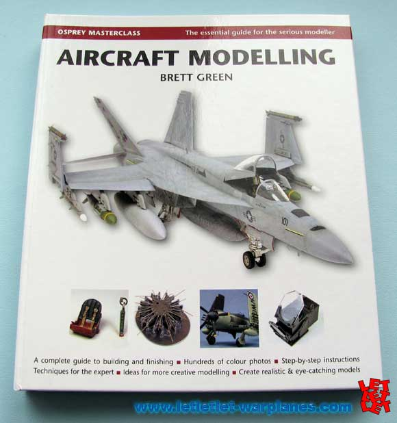 Osprey masterclass Aircraft Modelling by Brett Green
