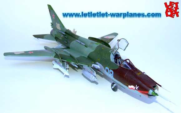 Eduard Sukhoi Su-17/22