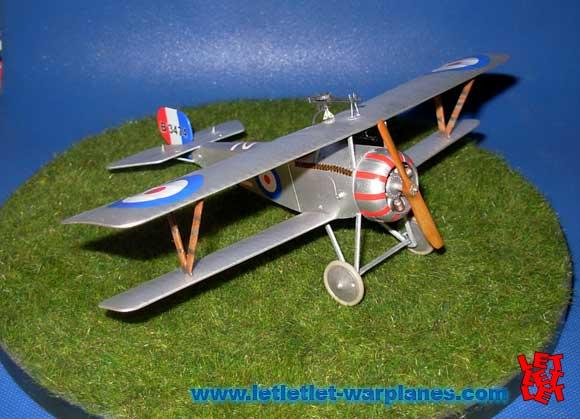 Eduard Nieuport Ni-17 8051 ProfiPack