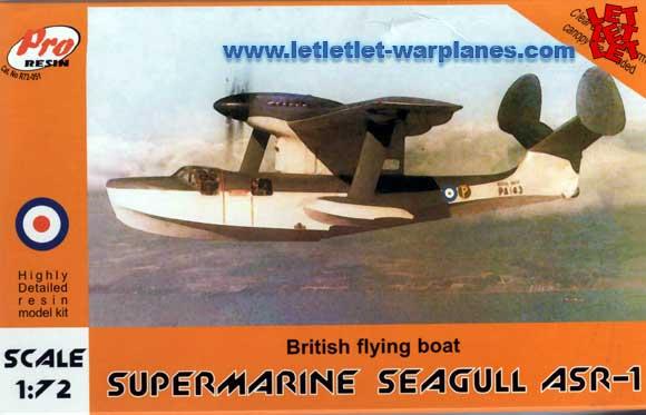 Supermarine Seagull ASR-1