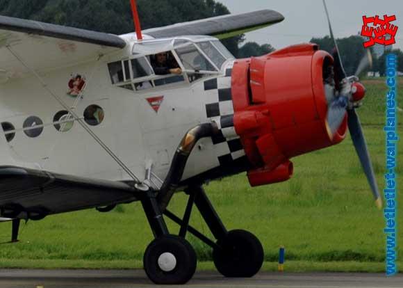 Antonovs at Aviodrome
