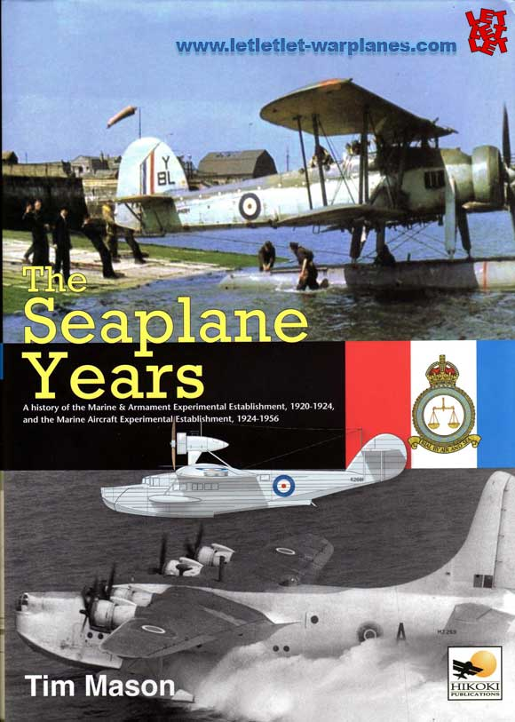 The Seaplane Years by Tim Mason