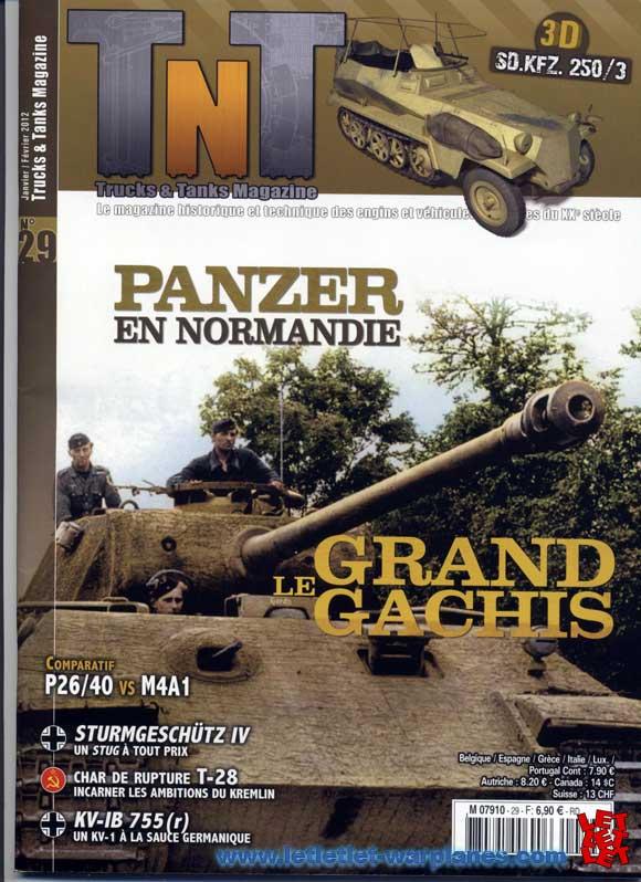 Trucks & Tanks Magazine nr 29