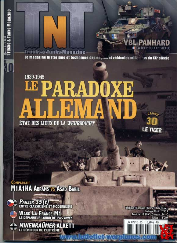 Trucks & Tanks Magazine nr 30