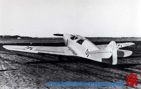 VEF-Irbitis I-12 Latvian AF