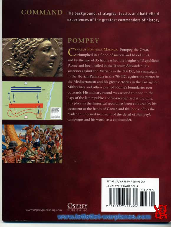 Pompey cover