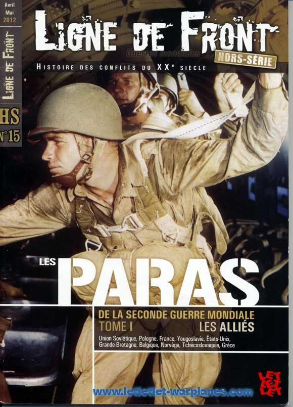 Les Paras de la seconde guerre mondiale
