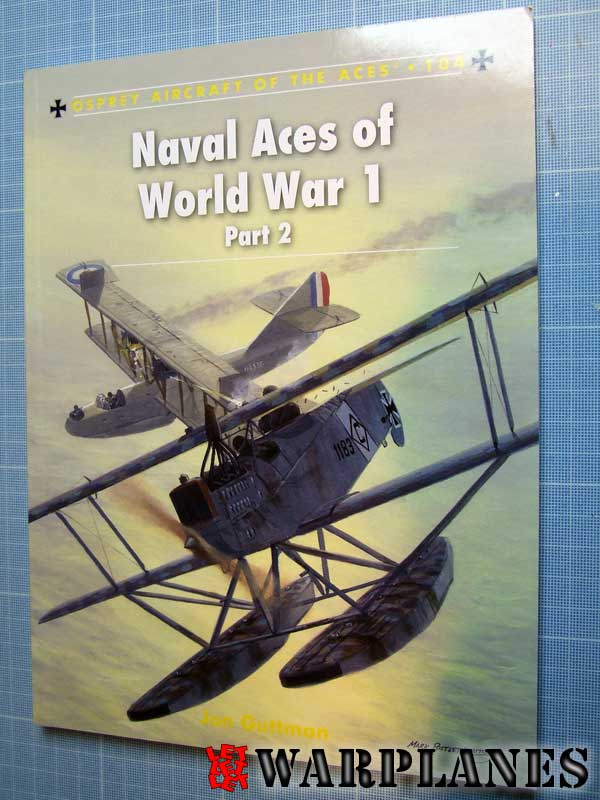 Naval Aces of World War I part 2