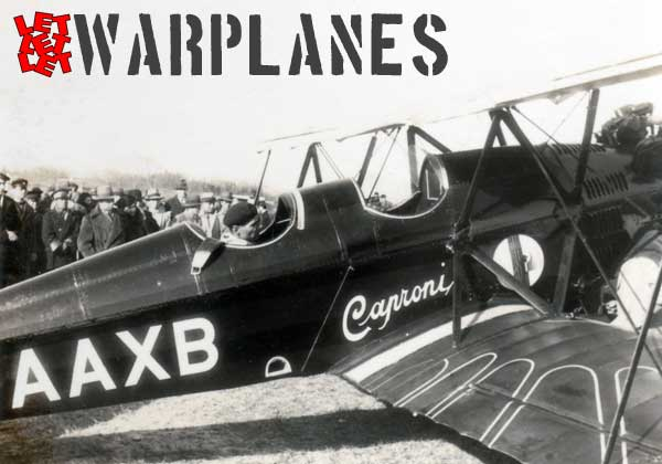 The Caproni Ca.113 and Mario De Benardi