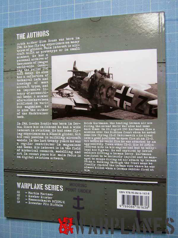 Warplane No. 03 Messerschmitt Bf 109 G/K