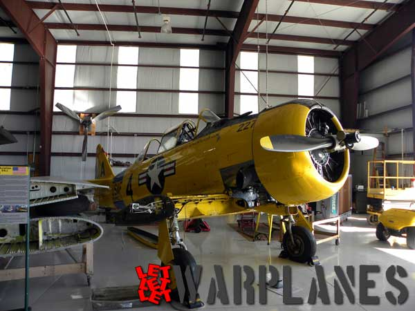 Warbird Adventures & The Kissimmee Air Museum