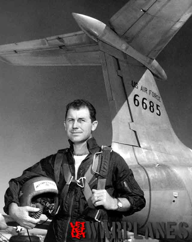 Yeager and XB-51