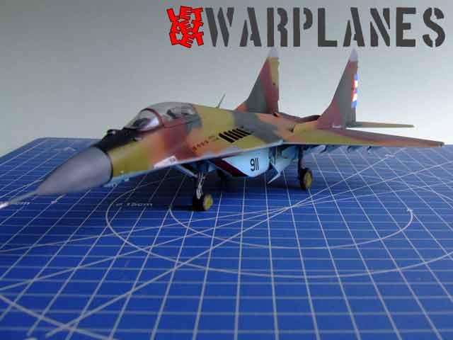 MiG-29 Cubanos
