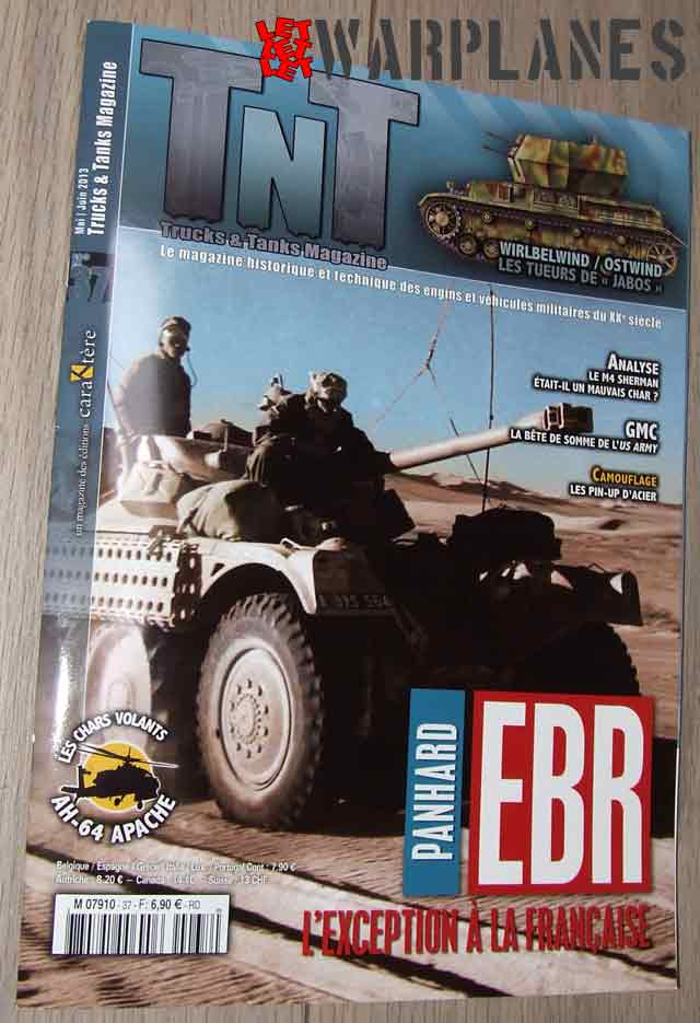 Trucks & Tanks (TNT) Magazine 37