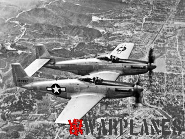 P-81 Twin Mustang