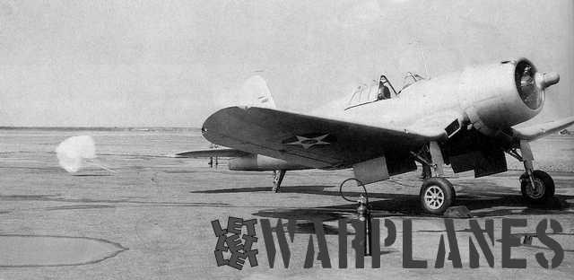 Vought XF4U-1 Corsair