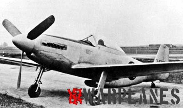 XP-51F