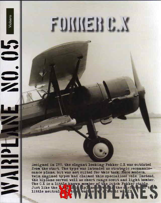 Fokker C.10 cover